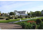 Ogród botaniczny Gotyborg.
