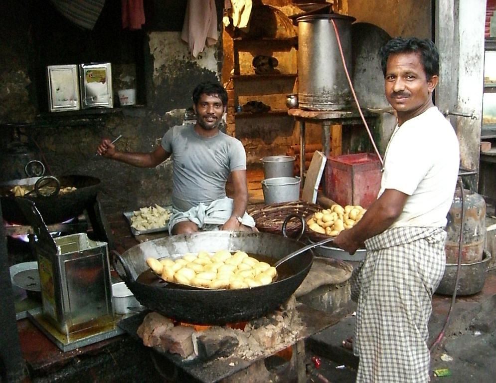 Indie – kraj dźwięków, farb i zapachów  podroze pl -> Kuchnia Polowa Mejk