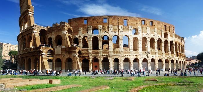 Zabytki Rzymu