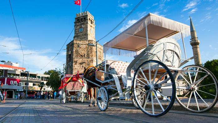 Riwiera Turecka - Antalya