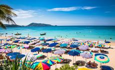 Plaża Patong na wyspie Phuket