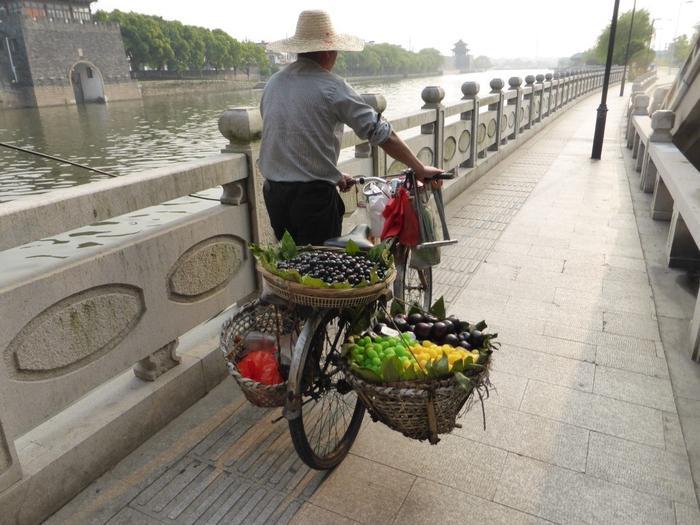Chiny bez makijażu