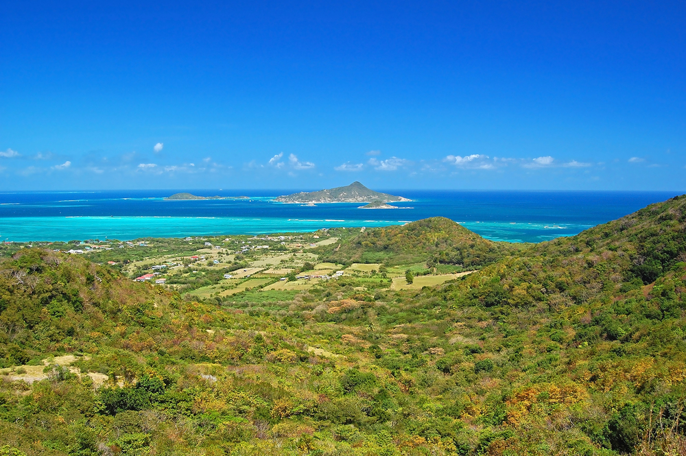 Grenada, odludna wyspa Carriacou